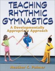 Cover of: Teaching Rhythmic Gymnastics | Heather C. Palmer
