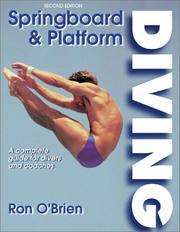 Cover of: Springboard & platform diving | Ronald F. O