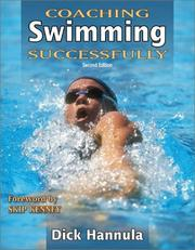 Cover of: Coaching swimming successfully | Dick Hannula