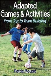Adapted games & activities