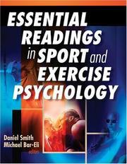 Cover of: Essential Readings in Sport and Exercise Psychology |