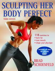 Cover of: Sculpting Her Body Perfect | Brad Schoenfeld