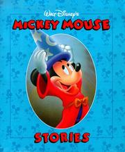 Cover of: Mickey Mouse Stories Big Book