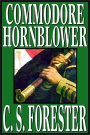 Cover of: Commodore Hornblower