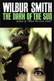Cover of: The Dark of the Sun
