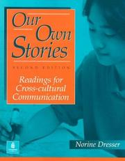 Cover of: Our Own Stories