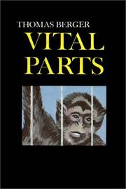 Cover of: Vital parts