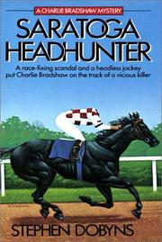 Cover of: Saratoga Headhunter: A Charlie Bradshaw Mystery