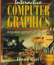 Interactive computer graphics by Edward Angel