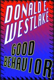 Cover of: Good Behavior
