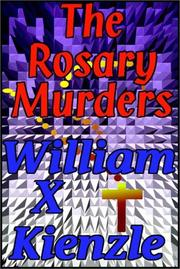 Cover of: The rosary murders