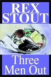 Cover of: Three Men Out