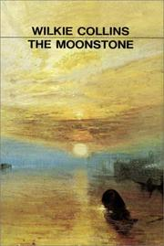 Cover of: The Moonstone, Part 1 of 2