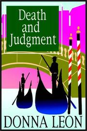 Cover of: Death and Judgment