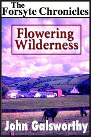 Cover of: Flowering wilderness