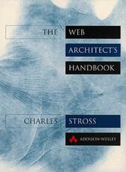 Cover of: The Web architect's handbook