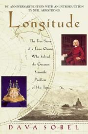 Cover of: Longitude