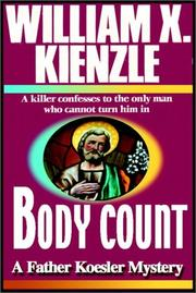 Cover of: Body count