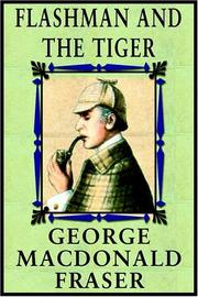 Cover of: Flashman and the Tiger