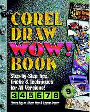 Cover of: The CorelDraw Wow! Book