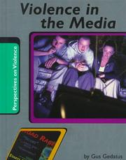 Cover of: Violence in the media
