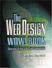Cover of: The Web Design Wow! Book