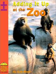 Cover of: Adding It Up at the Zoo (Yellow Umbrella Books) | Judy Nayer