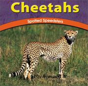 Cover of: Cheetahs |