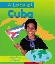 Cover of: A Look at Cuba (Our World) |