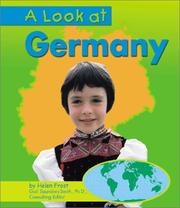 Cover of: A Look at Germany (Our World)