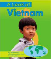 Cover of: A Look at Vietnam (Our World)