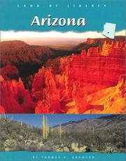 Cover of: Arizona | Thomas K. Adamson