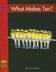 Cover of: What Makes Ten? (Yellow Umbrella Math)