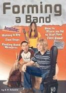 Cover of: Forming a Band (Rock Music Library)