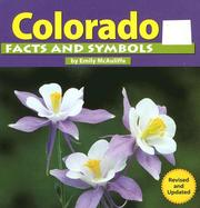 Cover of: Colorado facts and symbols | Emily McAuliffe