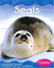 Cover of: Seals (Pebble Books) | Emily Rose Townsend