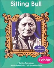 Cover of: Sitting Bull