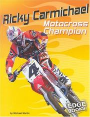 Cover of: Ricky Carmichael | Michael Martin