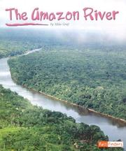 Cover of: The Amazon river