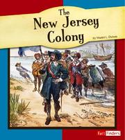 Cover of: The New Jersey colony