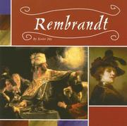 Cover of: Rembrandt (Masterpieces Artists and Their Work)