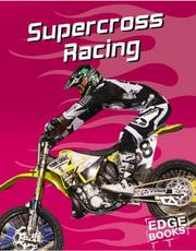Cover of: Supercross Racing (Edge Books)