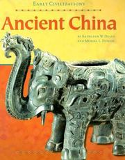 Cover of: Ancient China (Early Civilizations) | Kathleen W. Deady