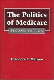 Cover of: The Politics of Medicare (Social Institutions and Social Change)