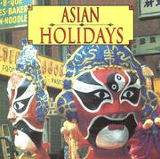 Cover of: Asian Holidays (Ethnic Holidays)