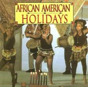 Cover of: African-american Holidays (Ethnic Holidays)
