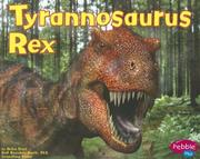 Cover of: Tyrannosaurus Rex (Dinosaurs and Prehistoric Animals)