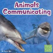 Cover of: Animals Communicating
