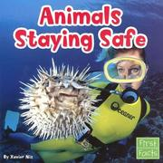 Cover of: Animals Staying Safe