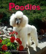 Cover of: Poodles